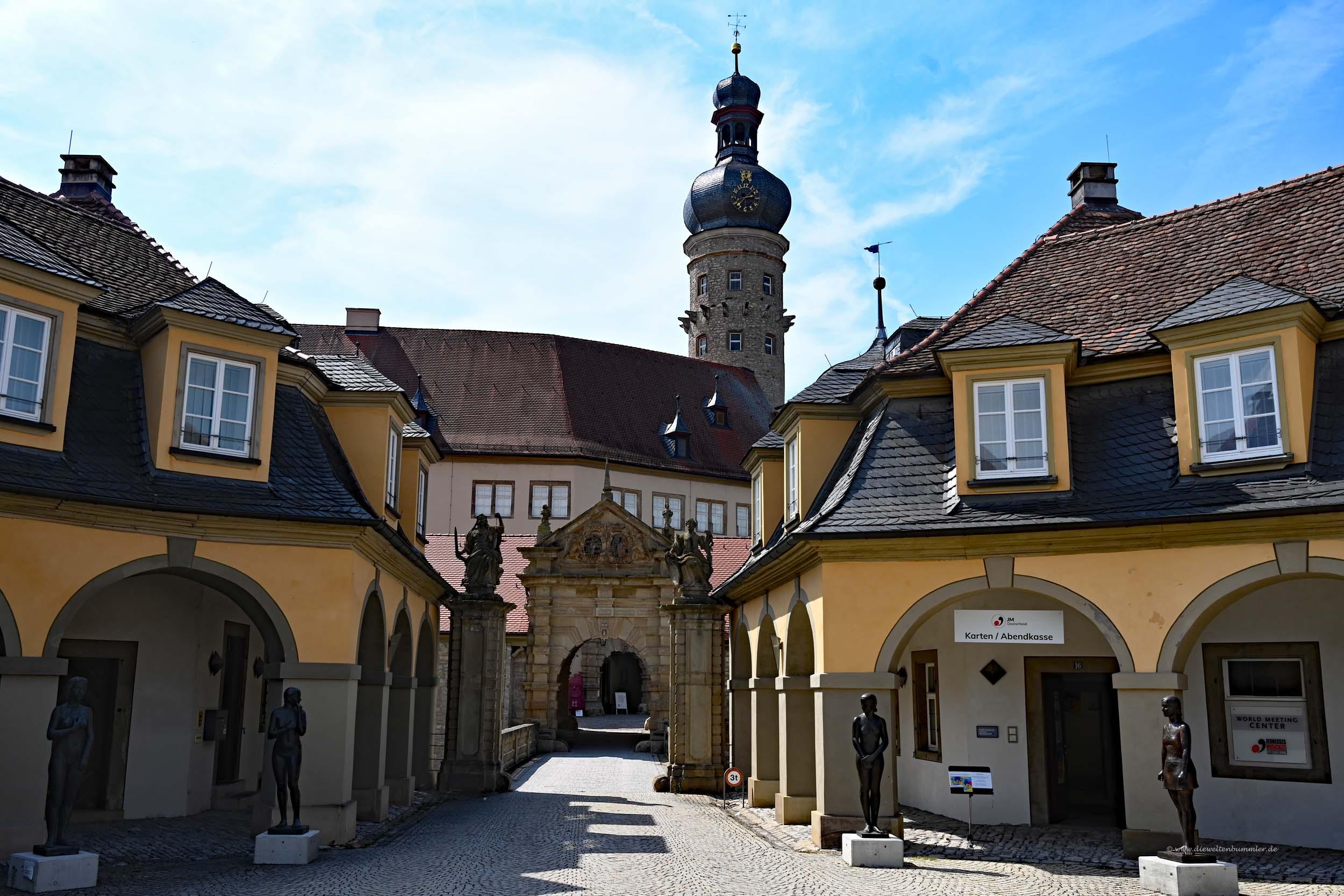 Schloss in Bad Mergentheim