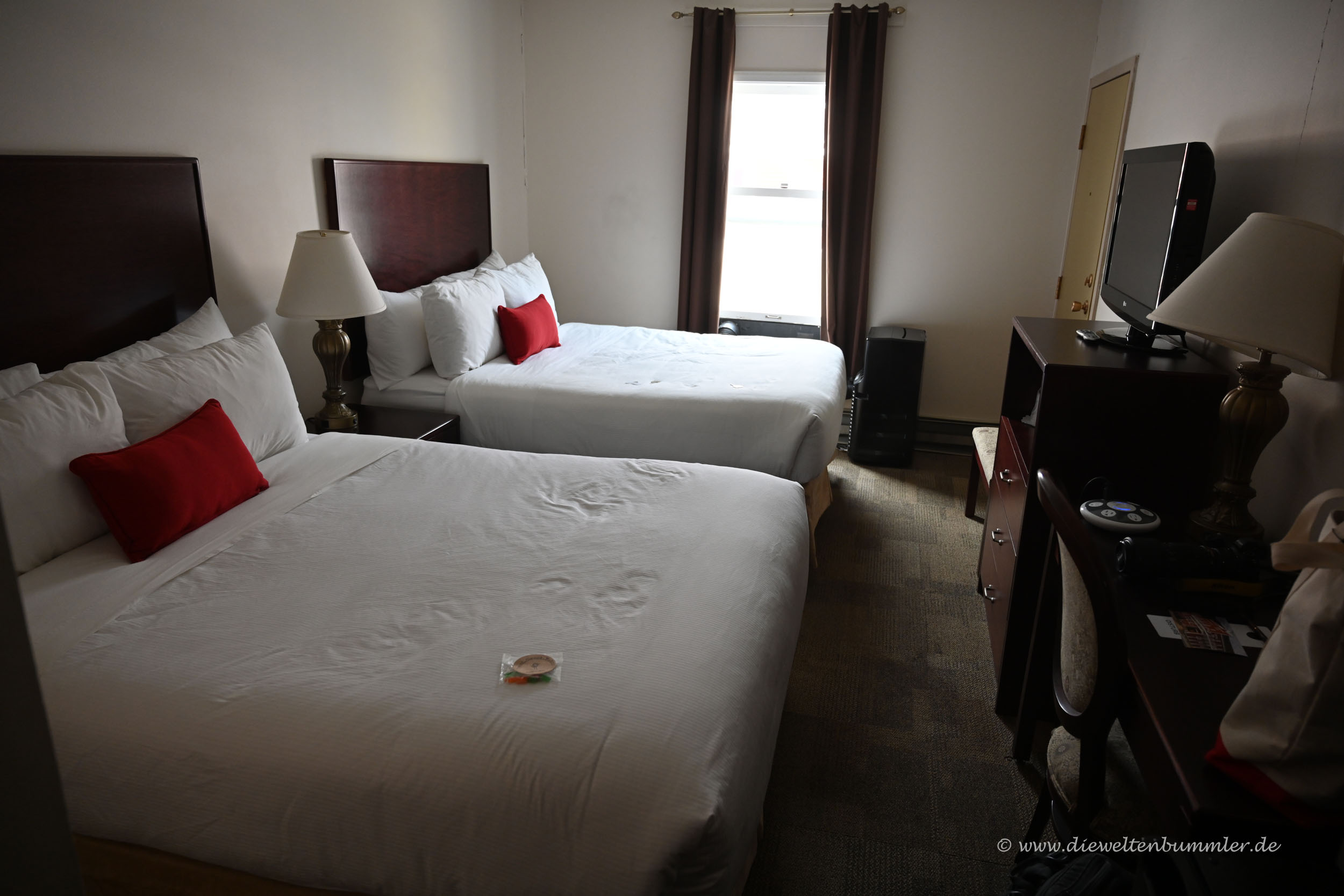 Zimmer im Downtown Hotel