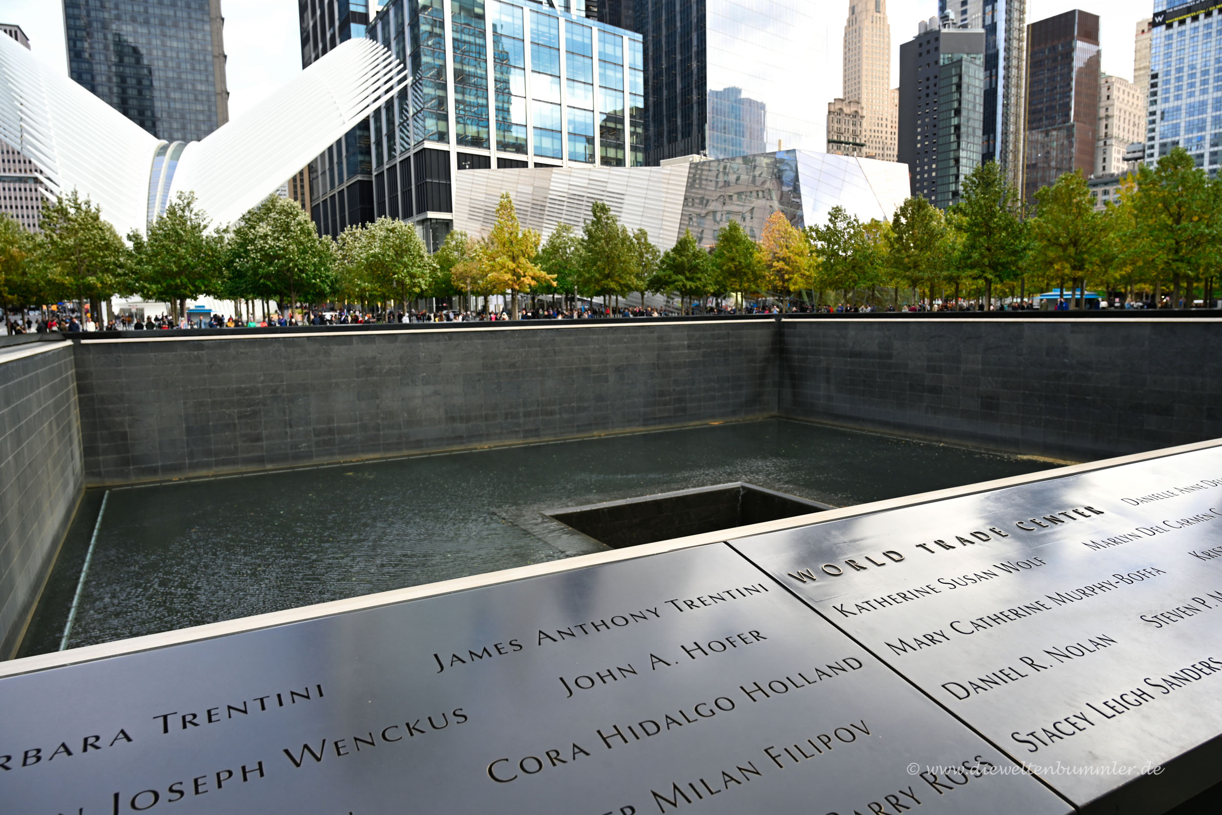 Gedenkstätte von 911