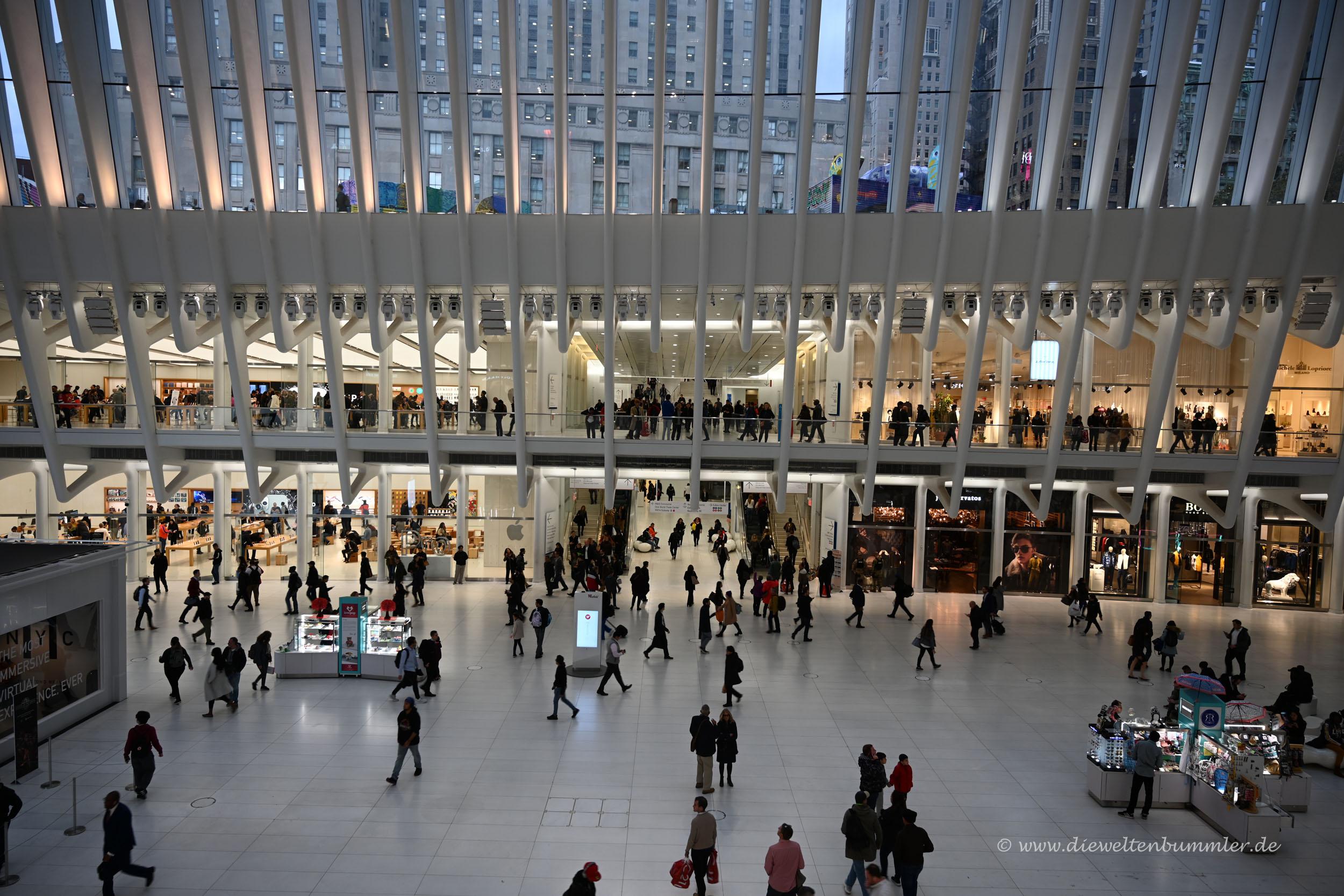 Subway-Station WTC
