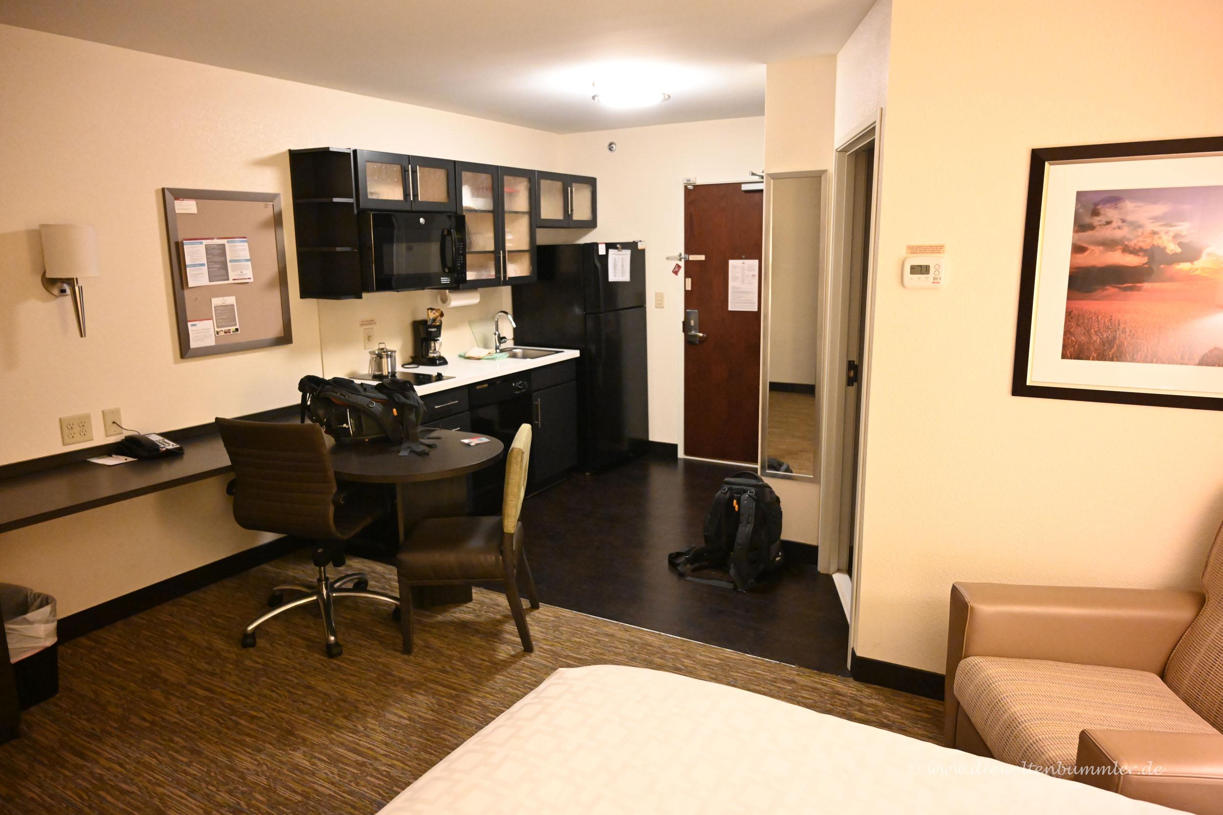 Klassisches Hotelzimmer