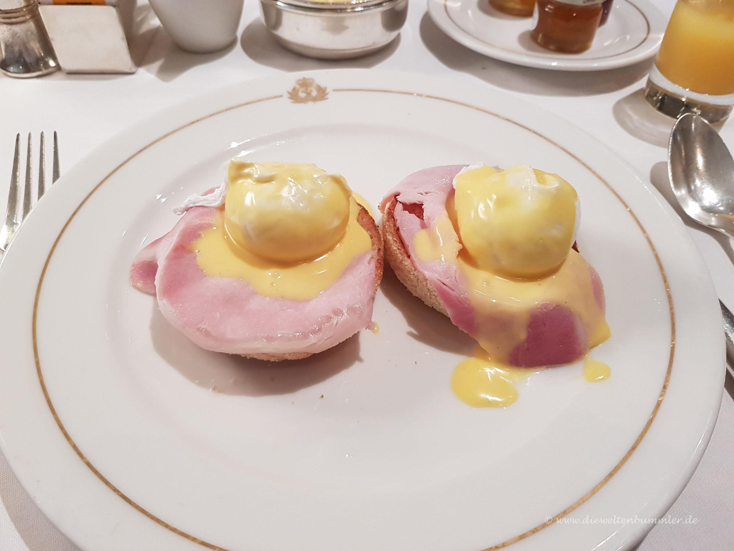 Meine geliebten Eggs Benedict