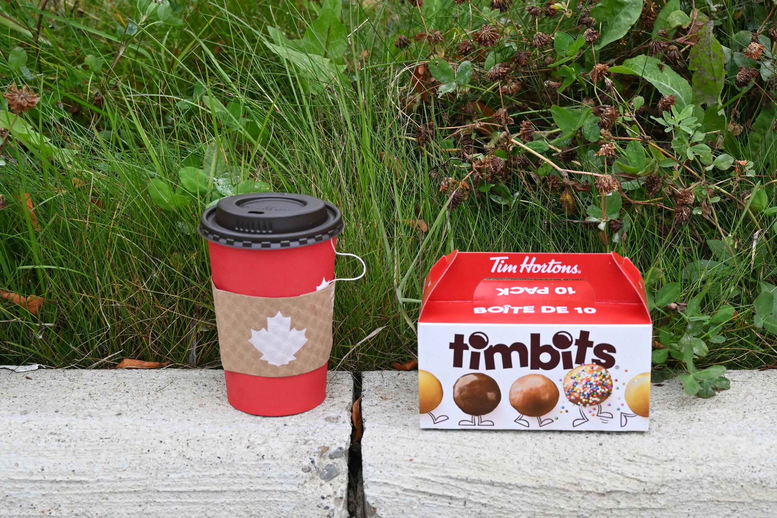 Timbits von Tim Hortons
