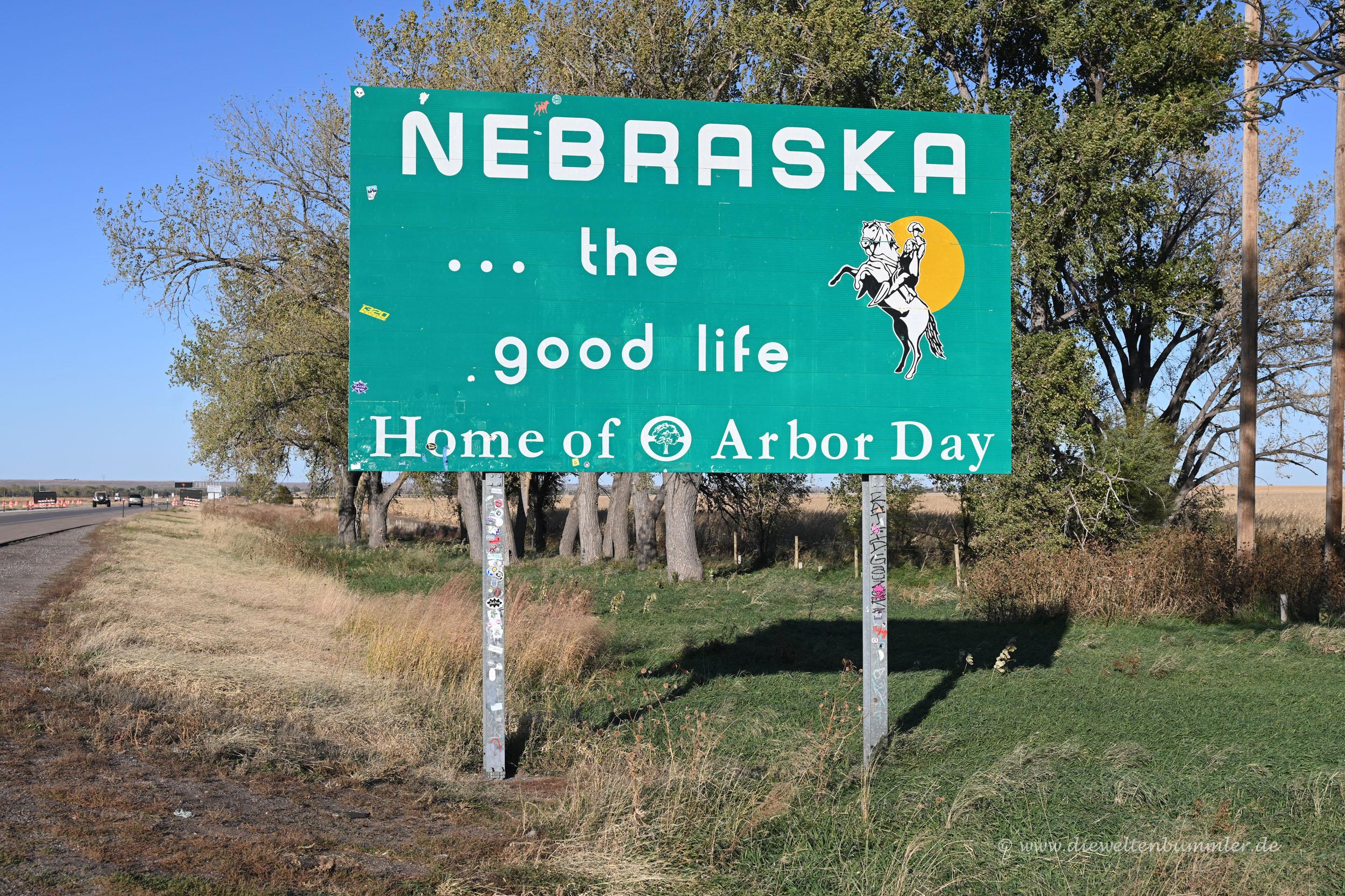 Willkommen in Nebraska