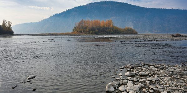 Der Klondike River