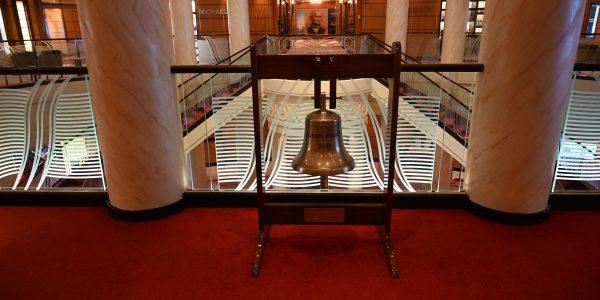 Glocke der alten Queen Mary