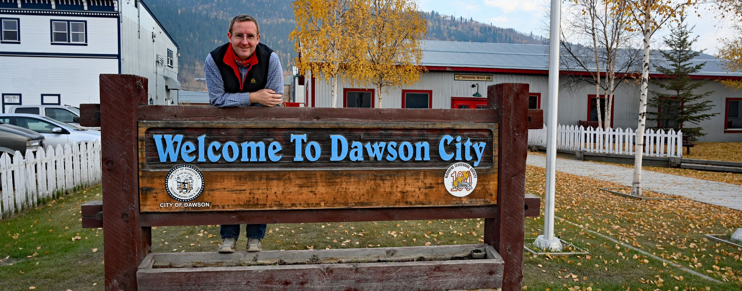 Willkommen in Dawson City