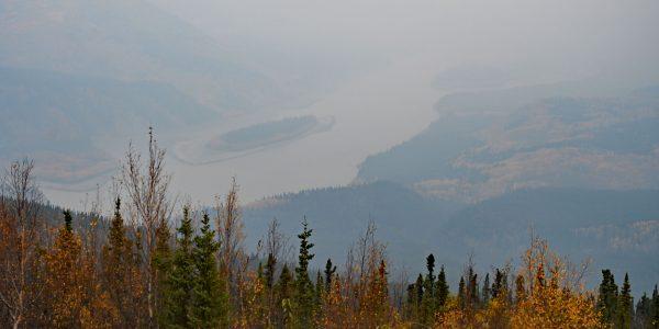 Der Yukon zieht weiter nach Norden
