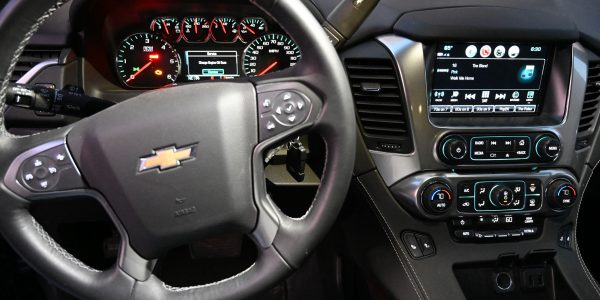 Unser Chevrolet Suburban