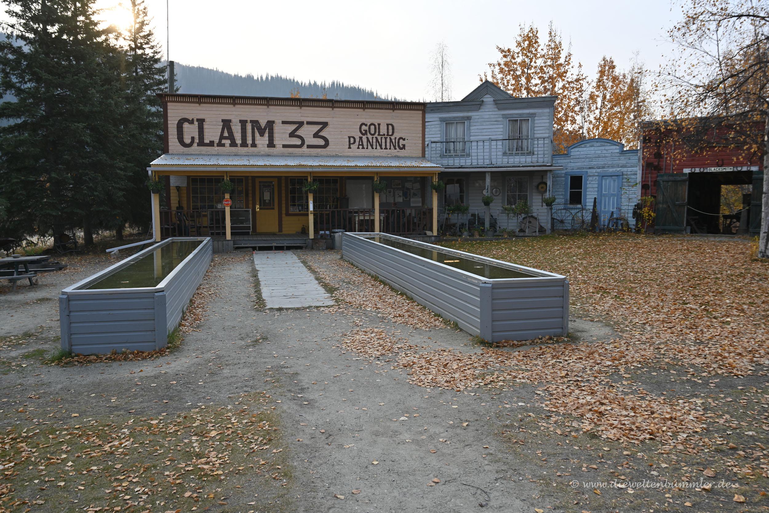 Claim 33 am Klondike