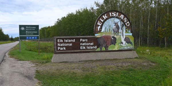 Elk Island Nationalpark