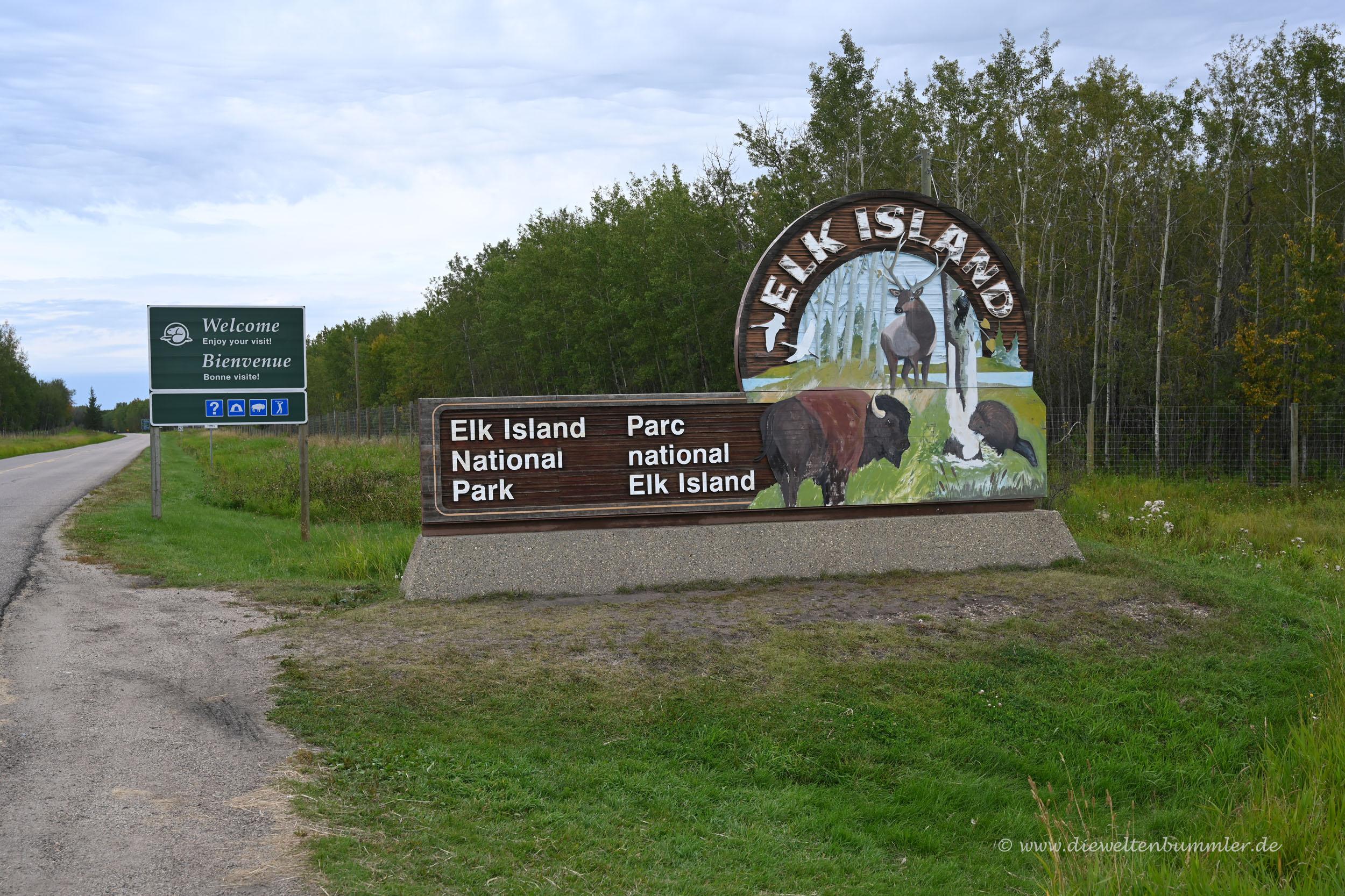 Elk Island Nationalpark