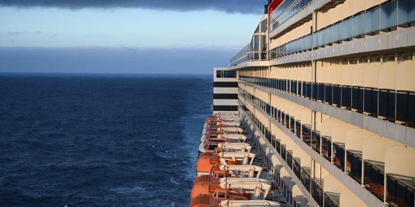 Ausblick auf das Schiff