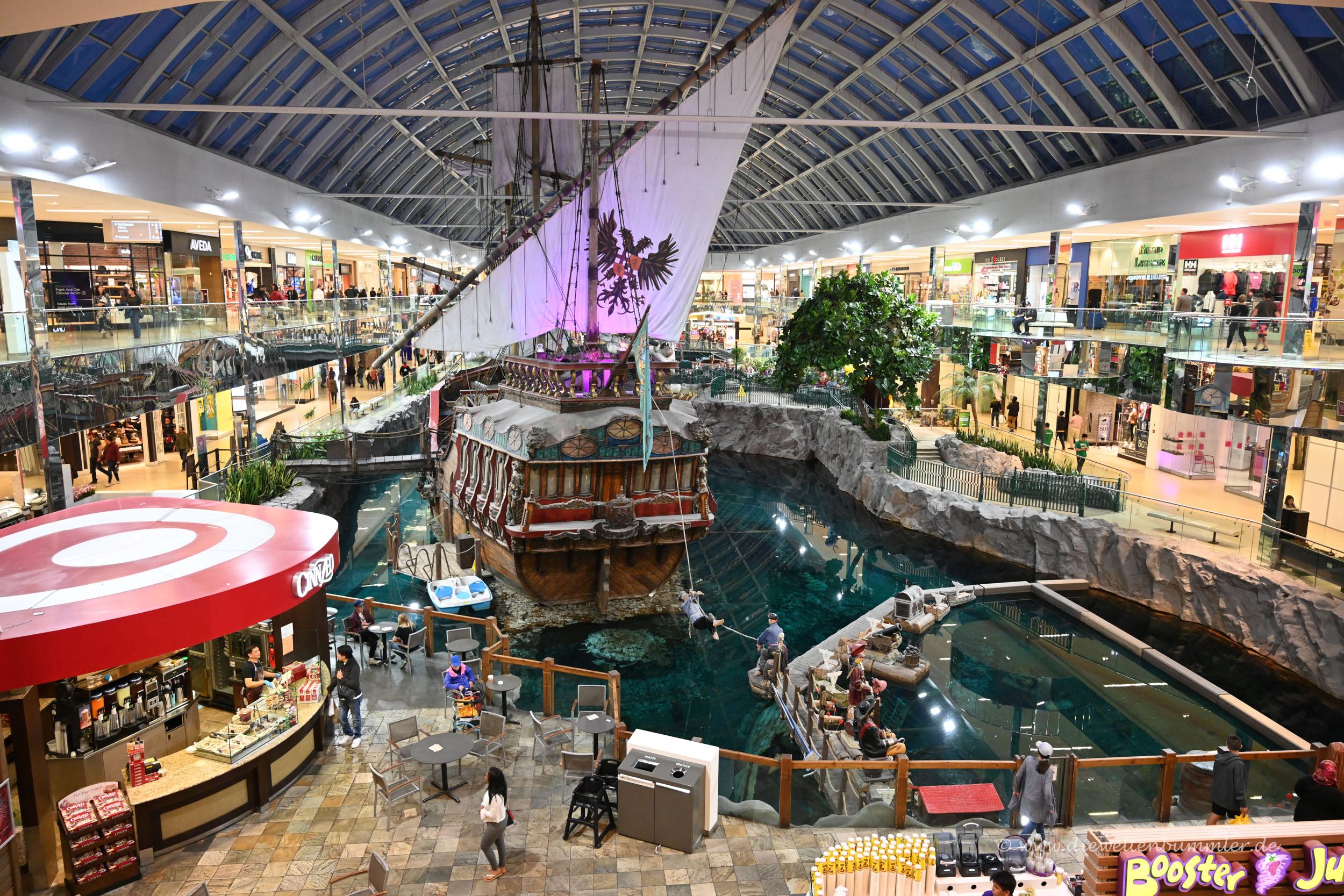 Einkaufszentrum in Edmonton
