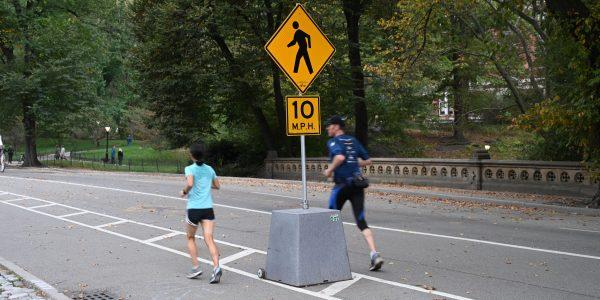Nicht zu schnell joggen