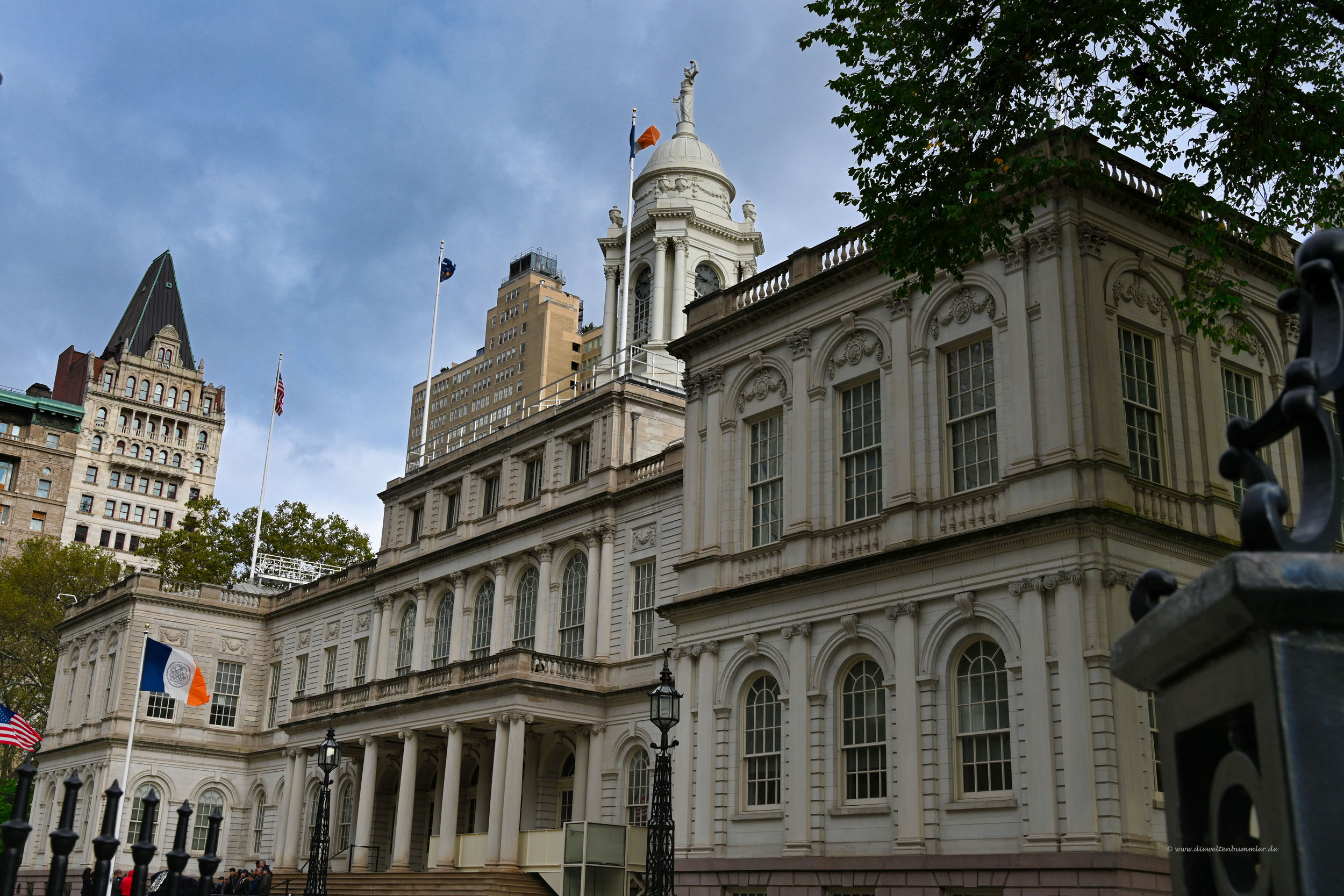Rathaus von New York