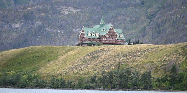 Hotel als Landmarke