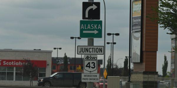 Abzweig nach Alaska