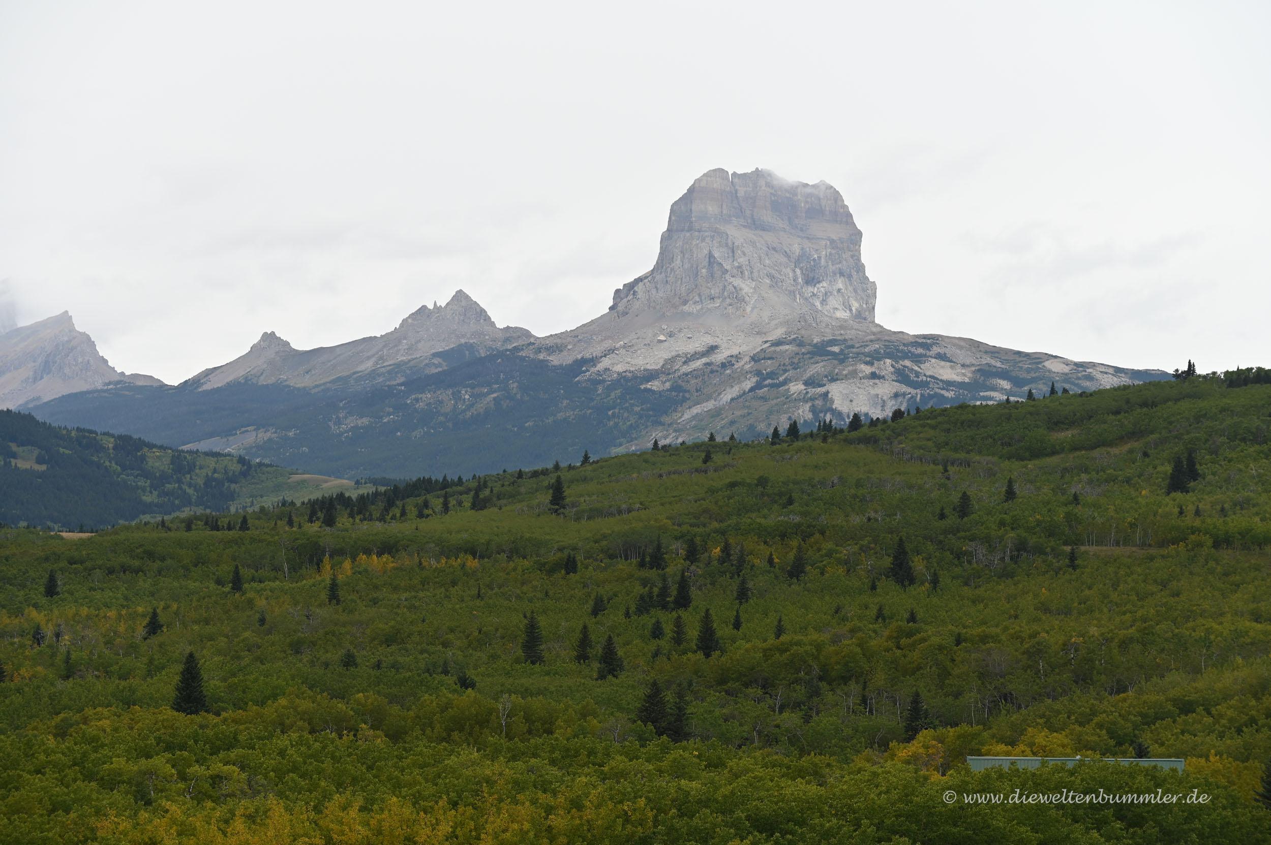 Der Chief Mountain