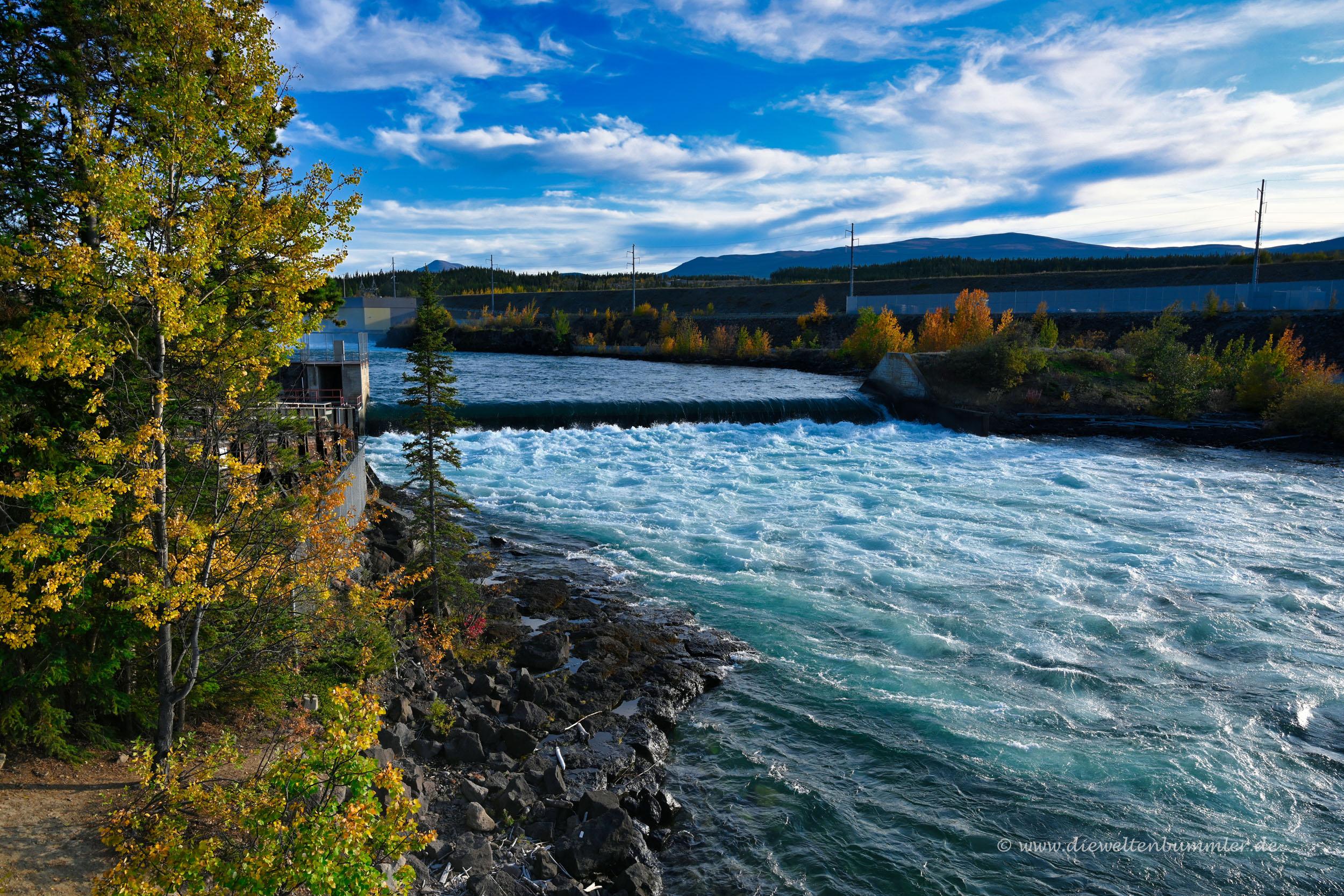 Wasserkraft vom Yukon