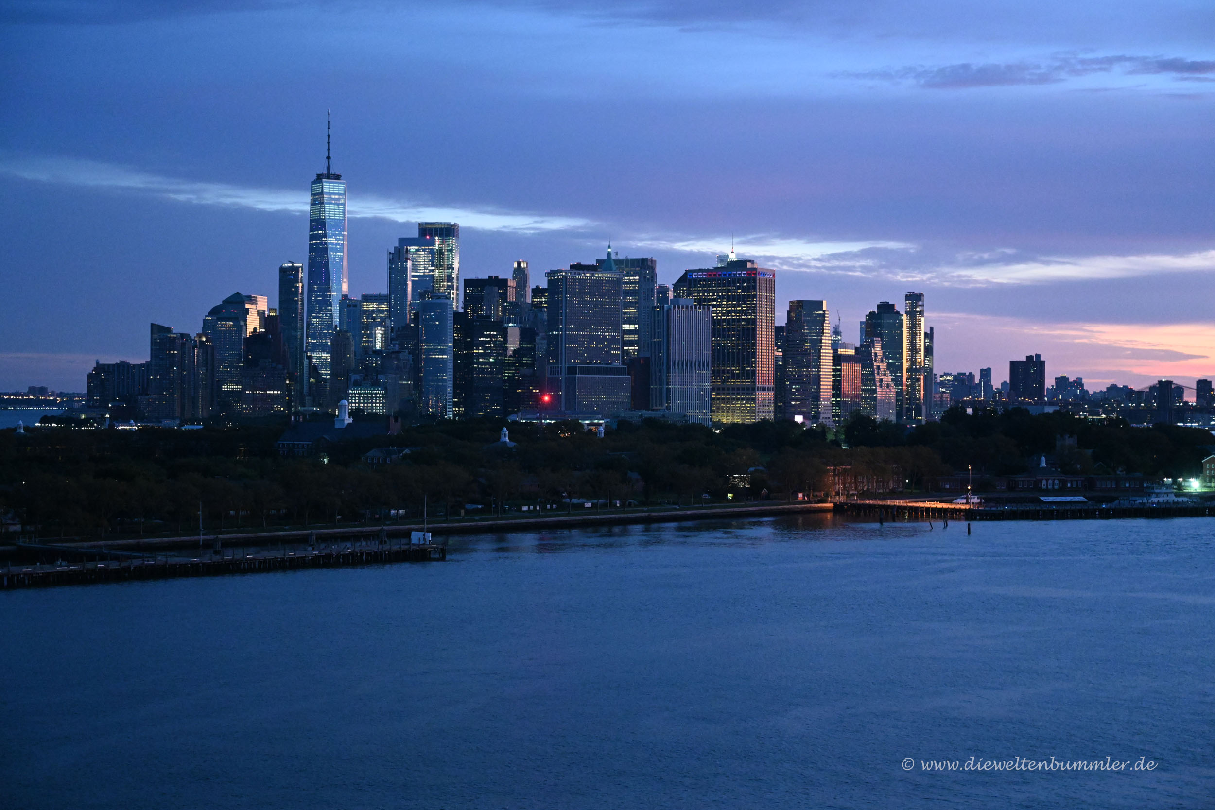 New York wartet auf uns
