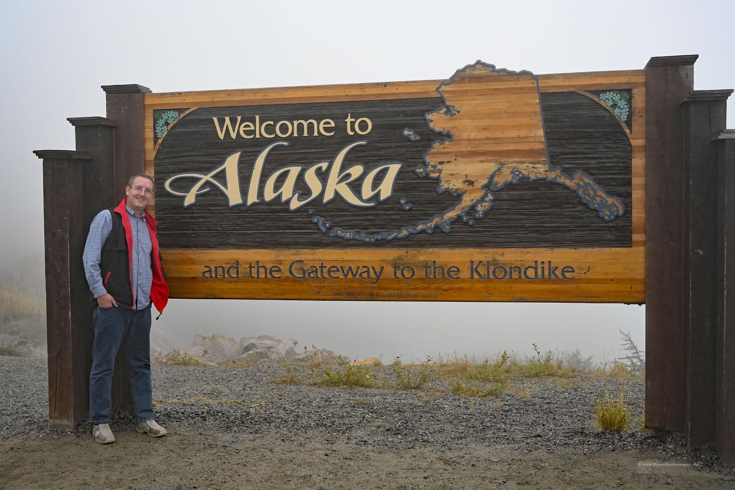 Michael Moll in Alaska