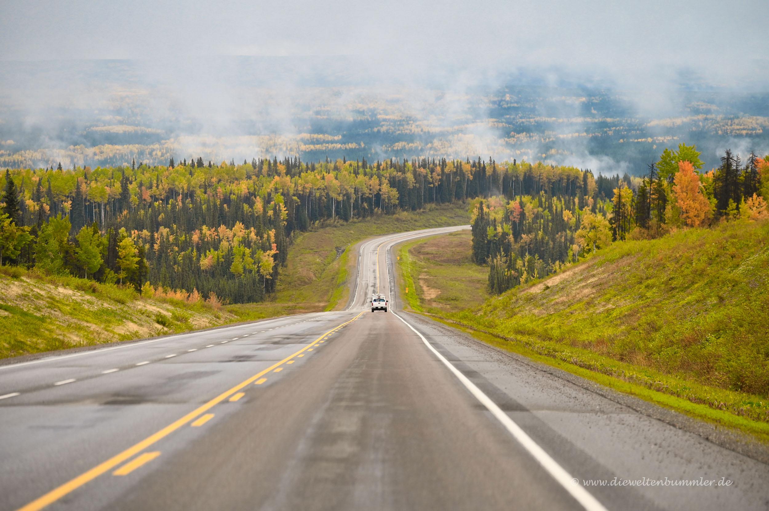 Herbstliches Kanada