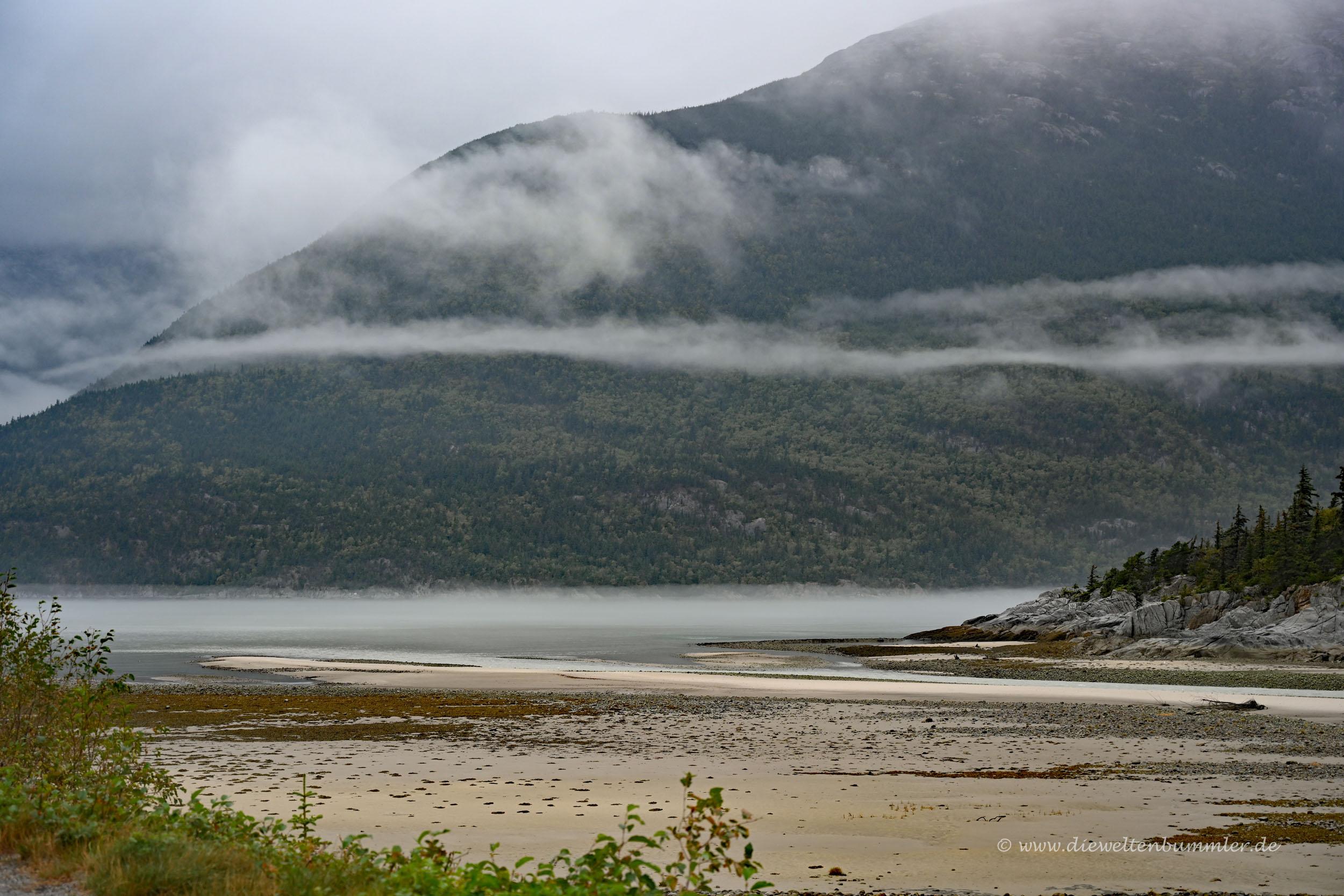 Pazifik in Alaska
