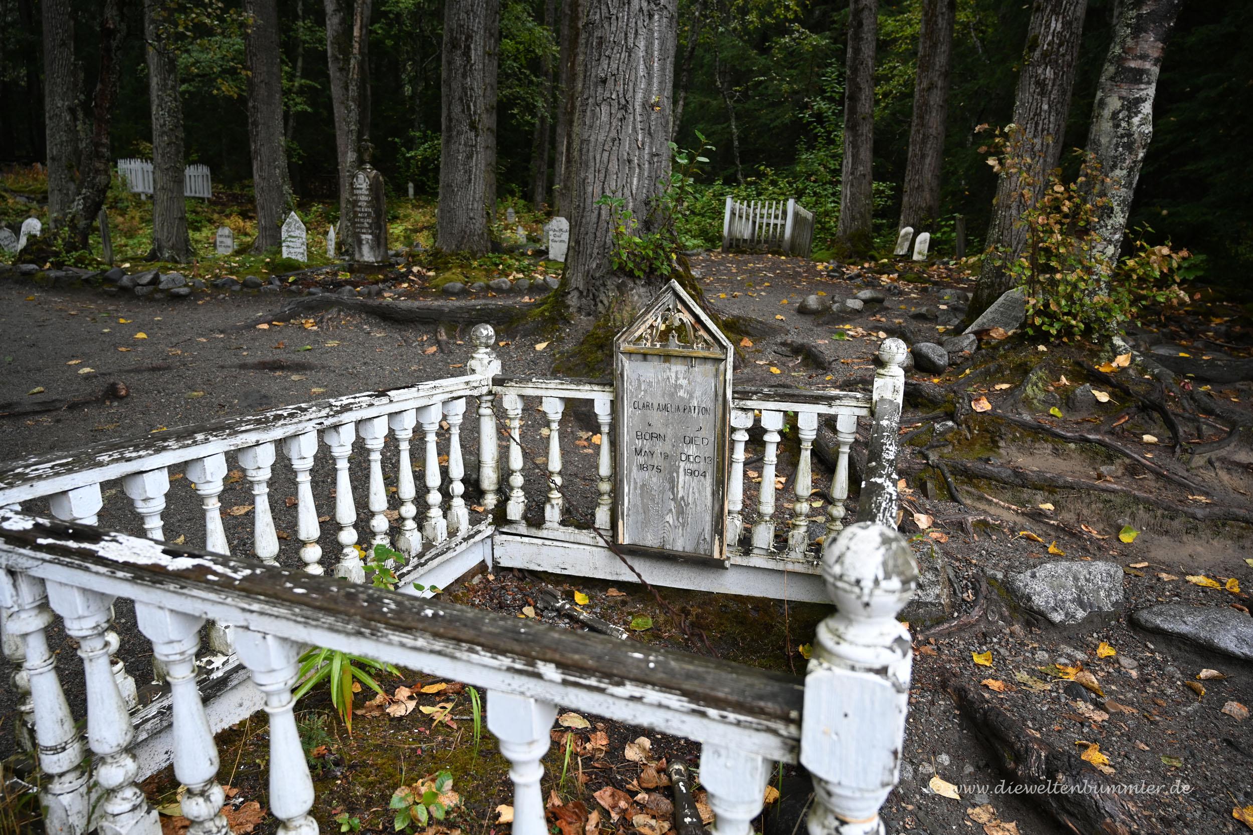 Friedhof der Goldgräber