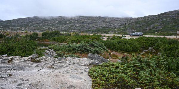 Landschaft im rauen Norden