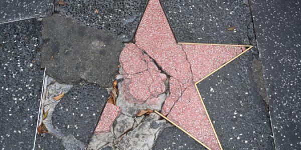 Auch das ist der Walk of Fame
