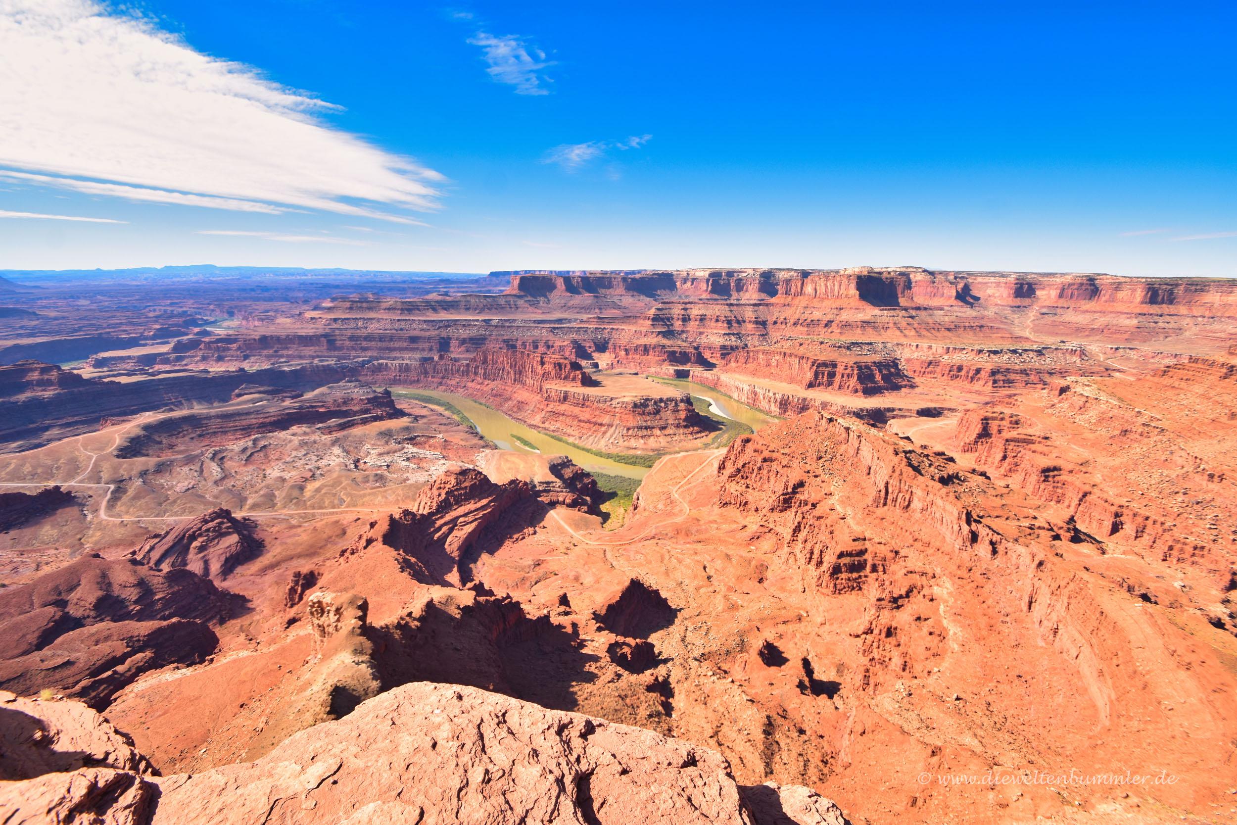 Traumhafte Landschaften im Westen der USA
