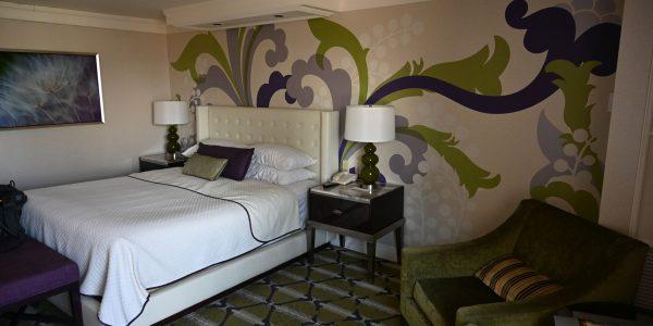 Hotelzimmer im Bellagio