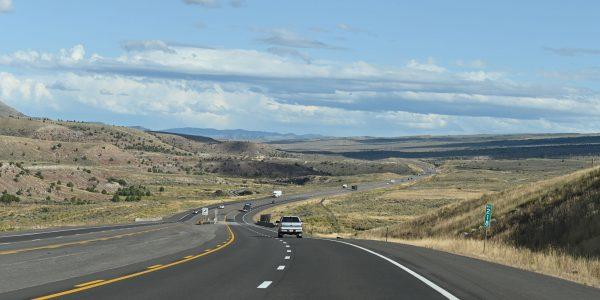 Auf dem Weg durch Utah