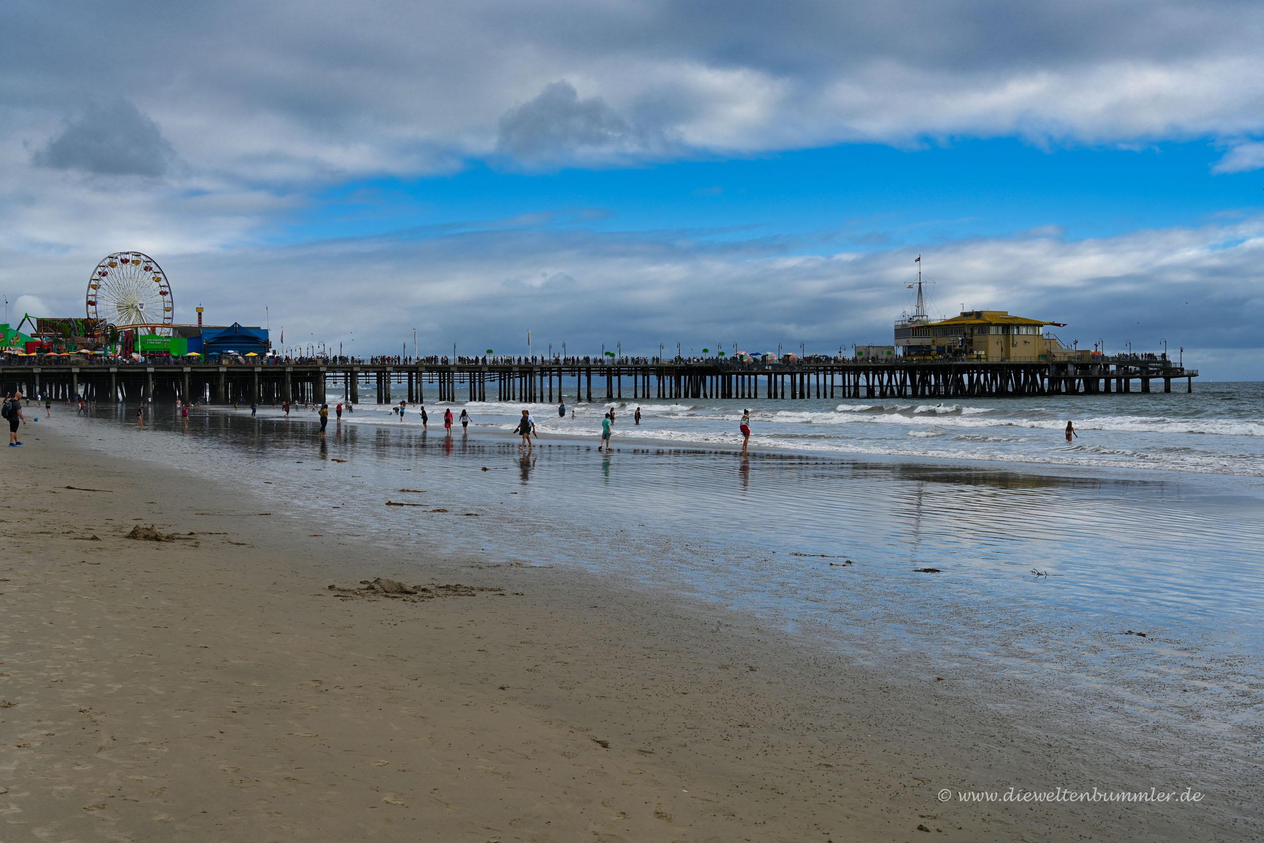 Strand in Santa Monica