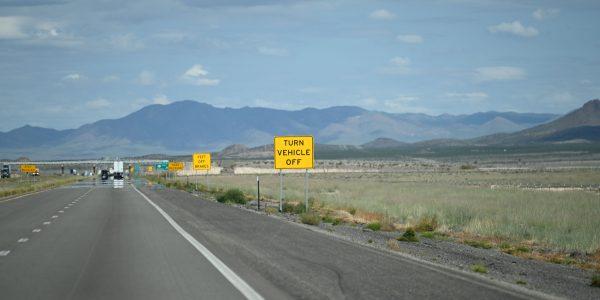 wird am Highway erklärt