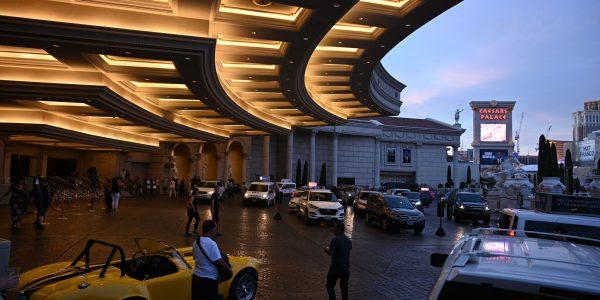 Eingang zum Caesars Palace