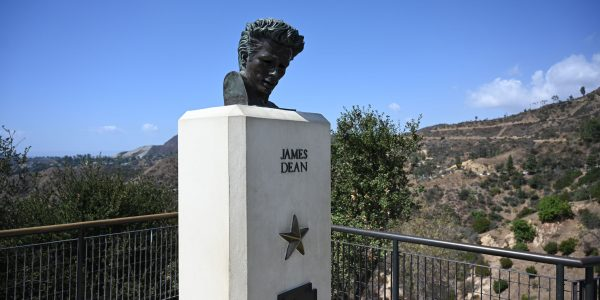 James Dean am Griffith Observatorium