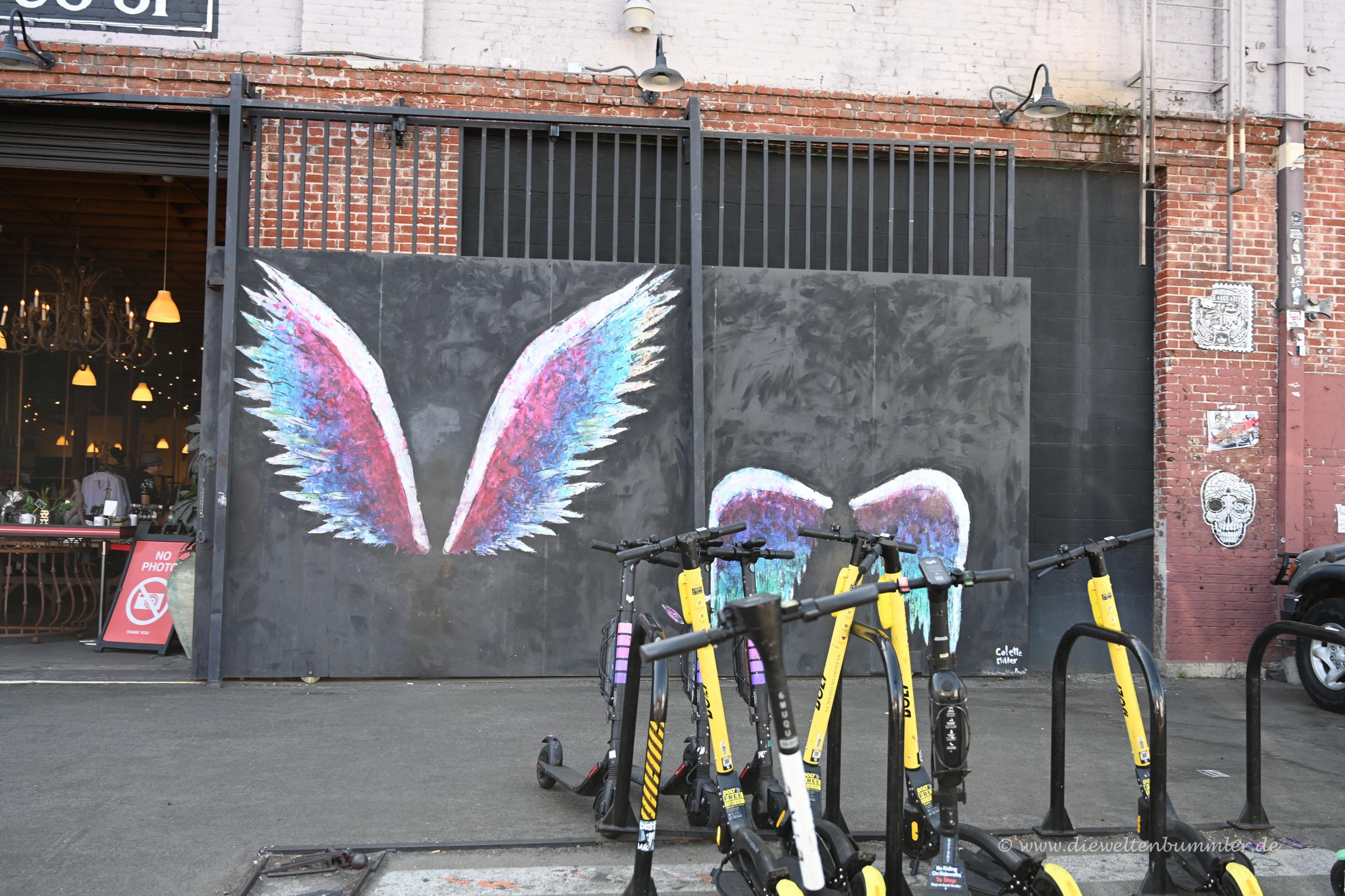 Die Stadt der Engel