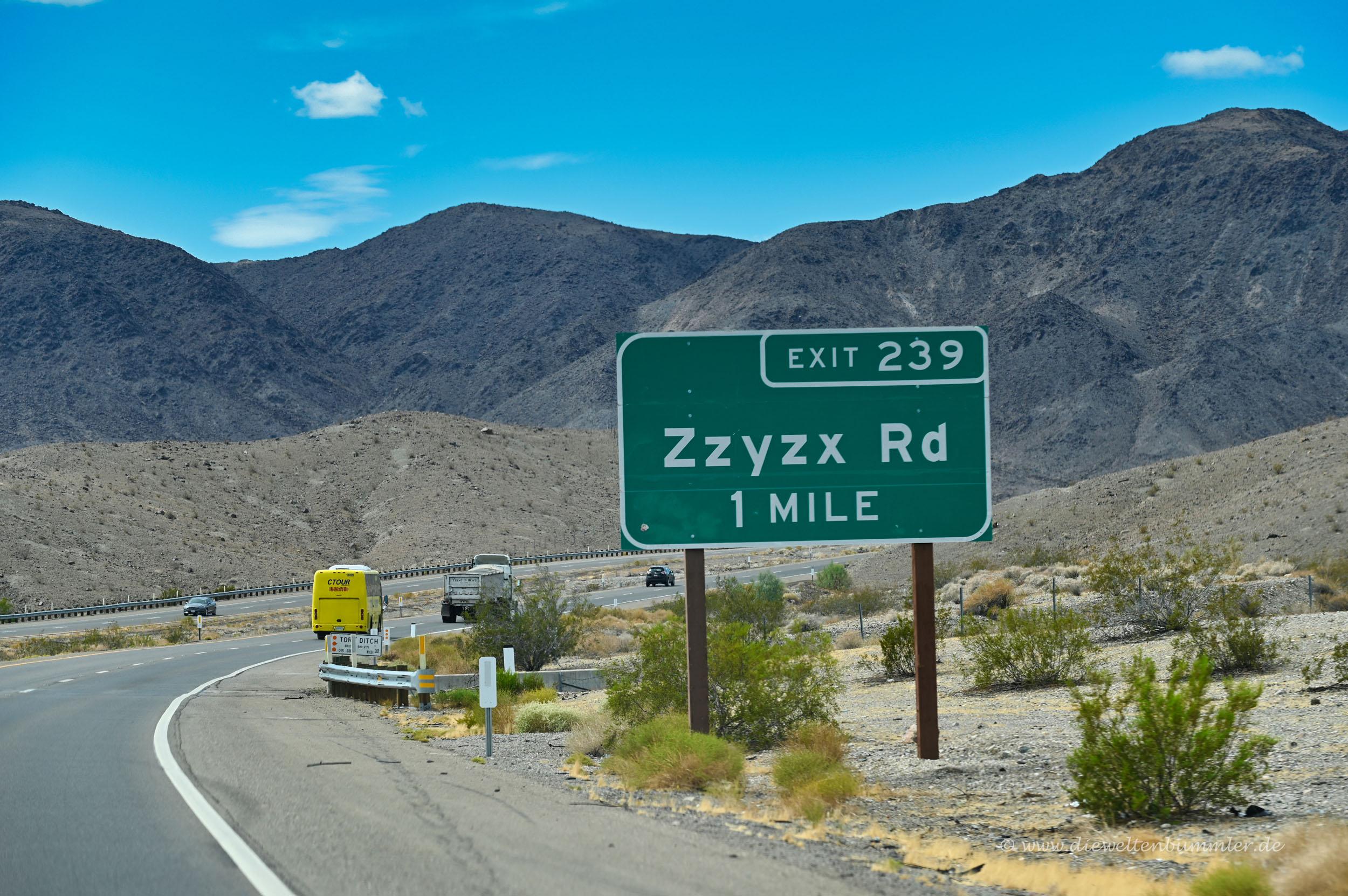 Die Ortschaft heißt wirklich Zzyzx