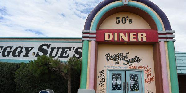 Peggy Sues Diner kannten wir schon