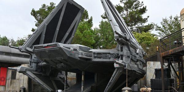 Im neuen Star Wars-Bereich