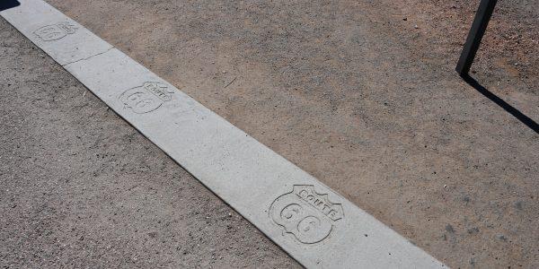 Auf der Route 66