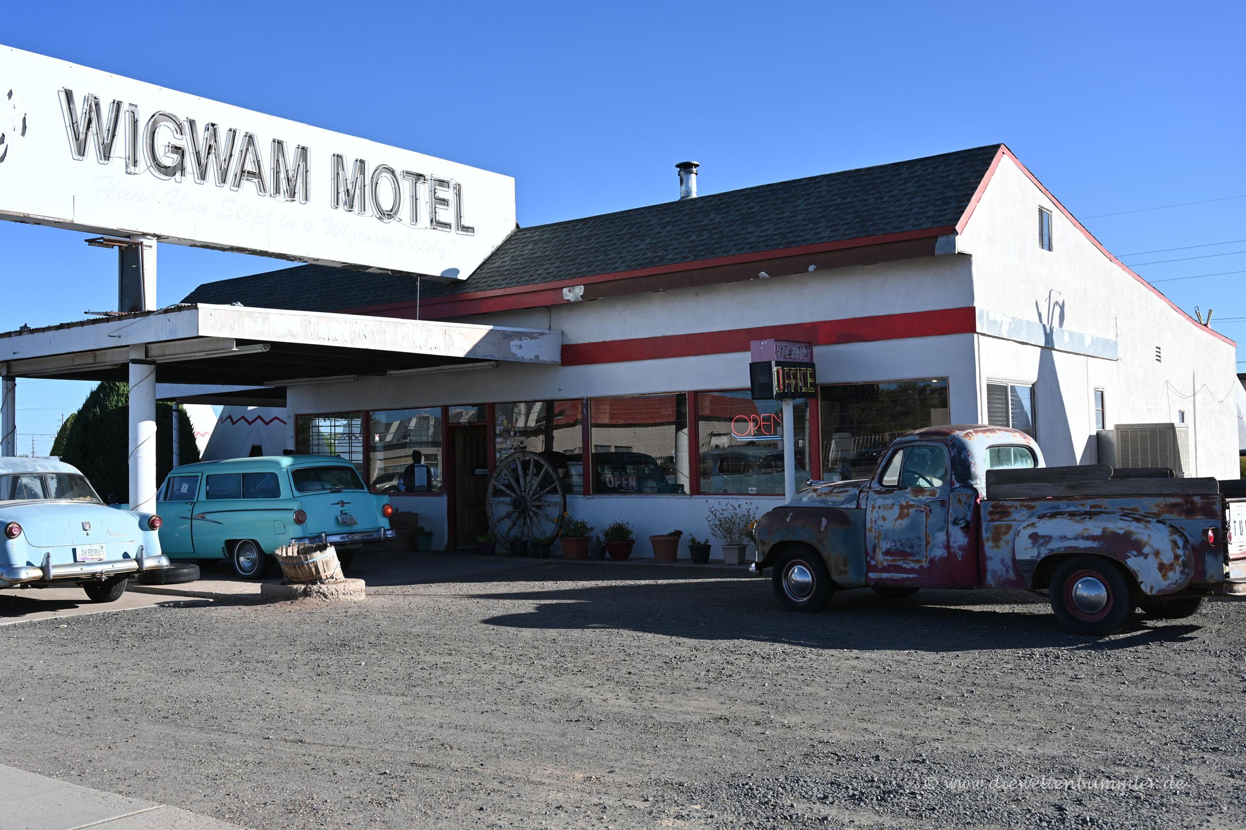 Wigwam Motel in Arizona