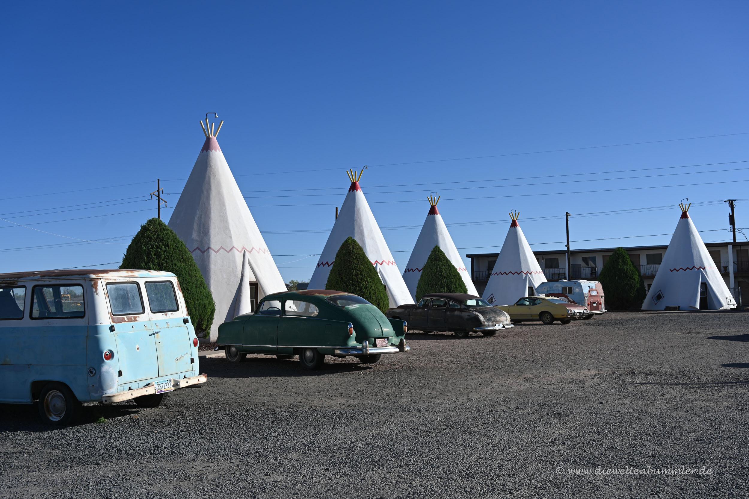 Motel an der Route 66