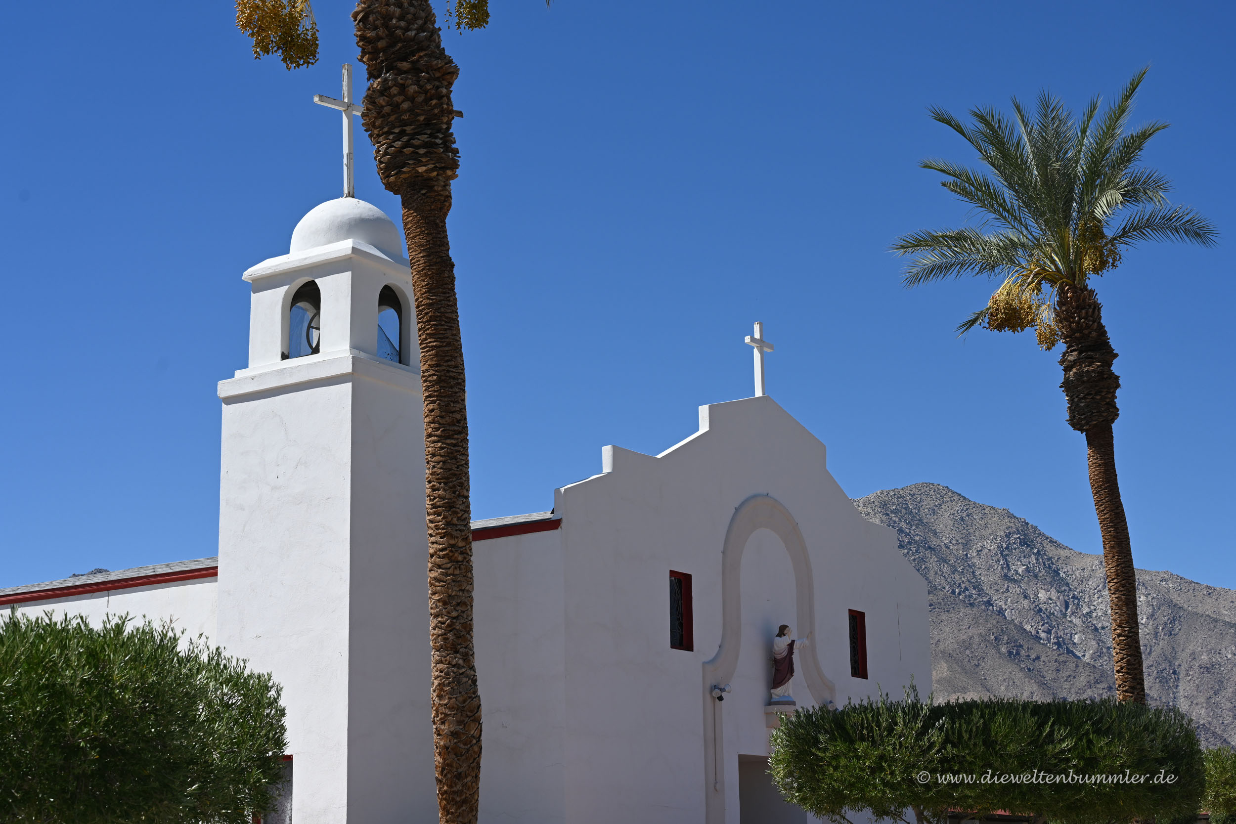 Kirche in Borrego Springs