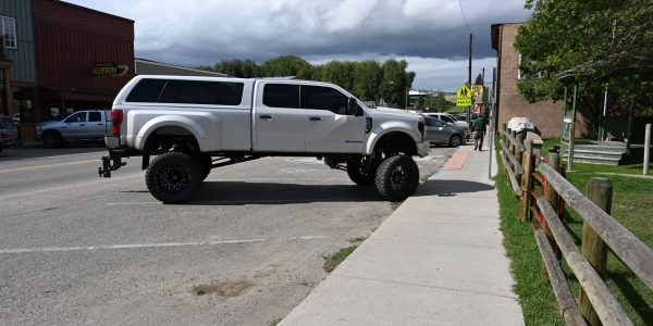 Übergroße Reifen