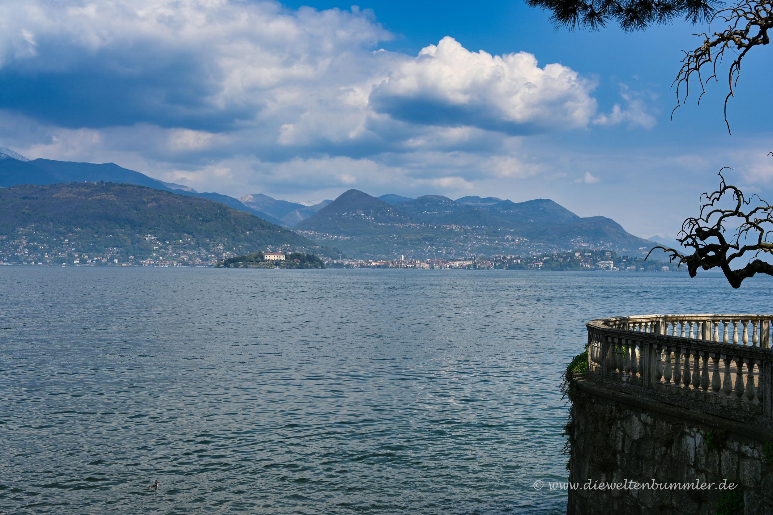 Alpen am Lago Maggiore