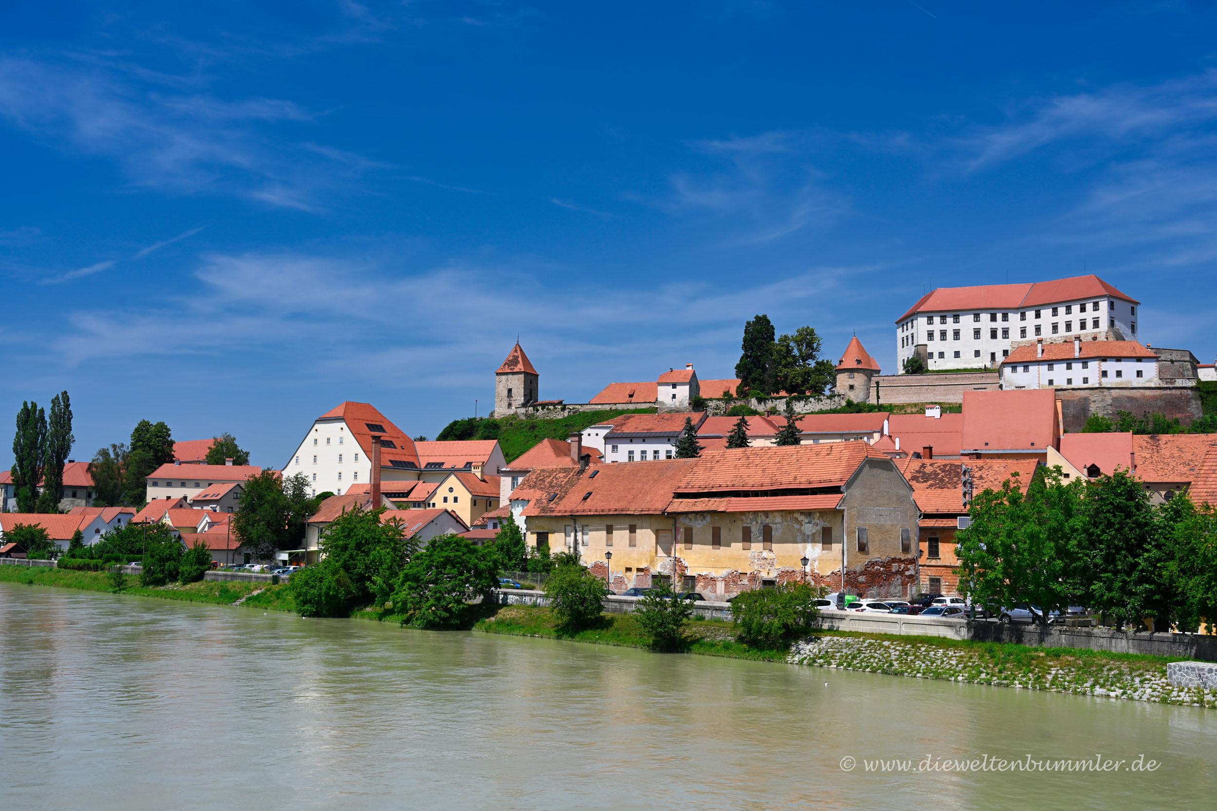Altstadt und Burg
