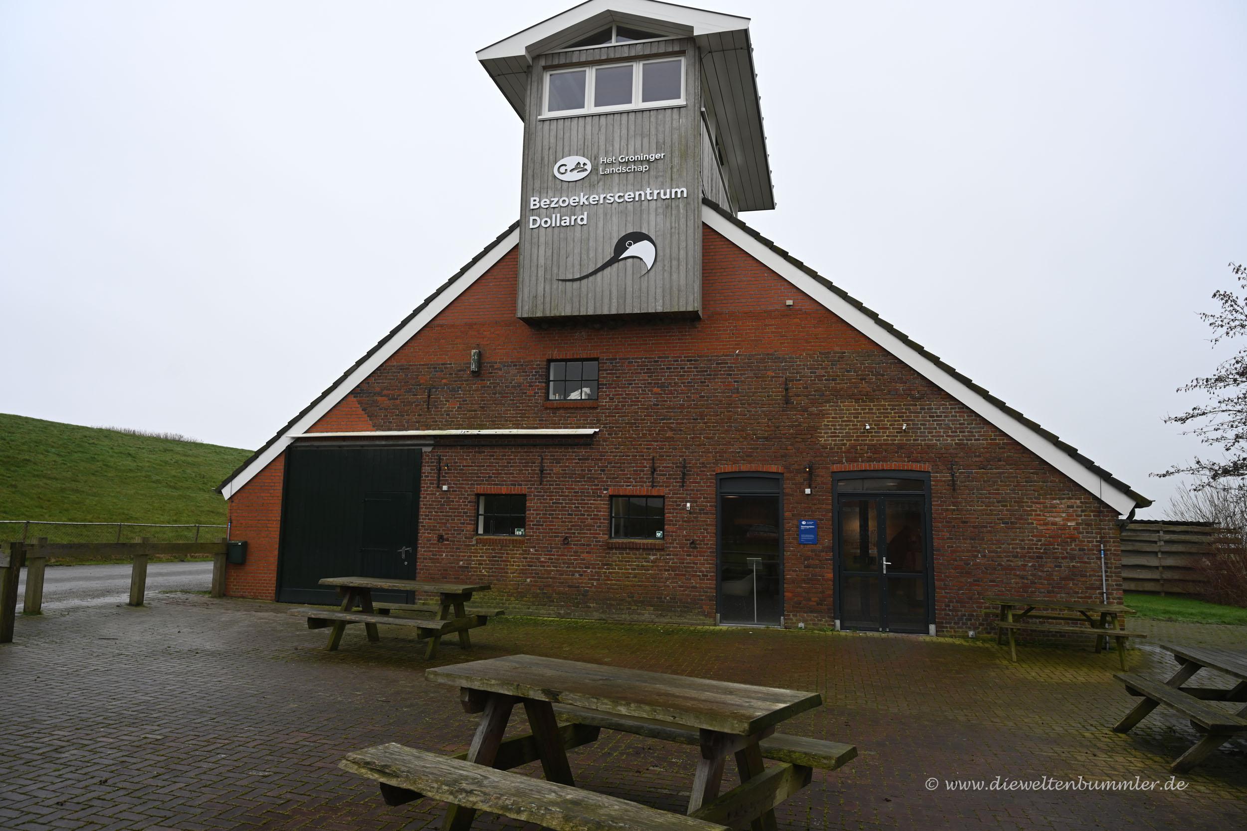 Besucherzentrum in der Niederlande